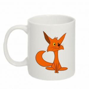 Kubek 330ml Smart Fox