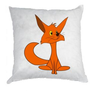 Pillow Smart Fox