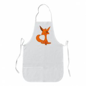 Fartuch Smart Fox