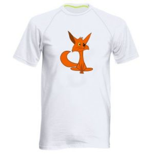 Men's sports t-shirt Smart Fox