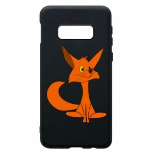 Phone case for Samsung S10e Smart Fox