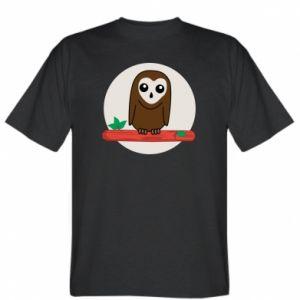 Koszulka Śmieszna sowa