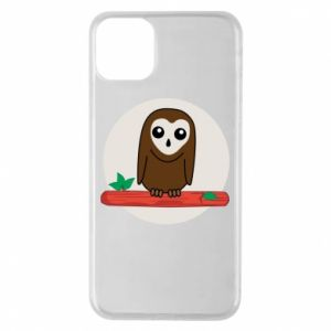 Phone case for iPhone 11 Pro Max Funny owl