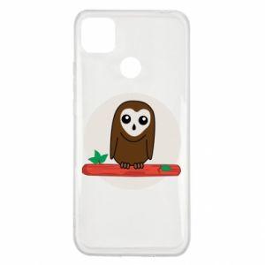 Xiaomi Redmi 9c Case Funny owl