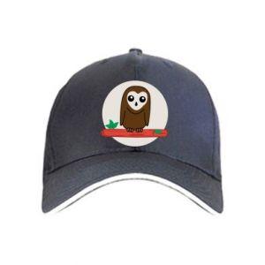 Cap Funny owl