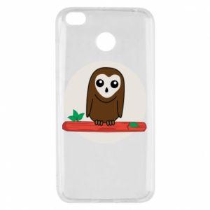 Xiaomi Redmi 4X Case Funny owl