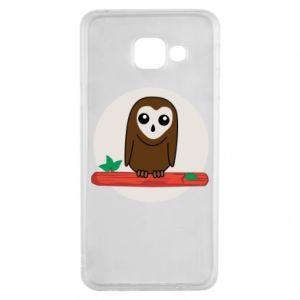 Samsung A3 2016 Case Funny owl