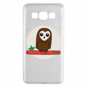Samsung A3 2015 Case Funny owl
