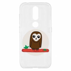 Nokia 4.2 Case Funny owl