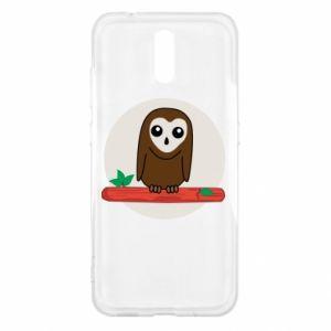 Nokia 2.3 Case Funny owl