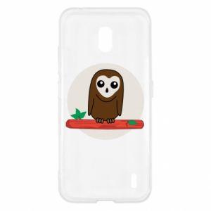 Nokia 2.2 Case Funny owl