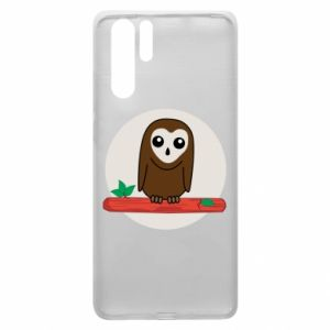 Huawei P30 Pro Case Funny owl