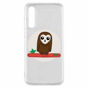 Huawei P20 Pro Case Funny owl