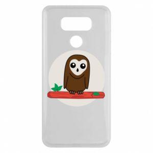 LG G6 Case Funny owl