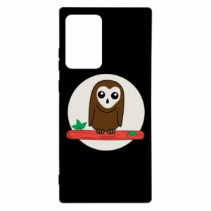 Samsung Note 20 Ultra Case Funny owl