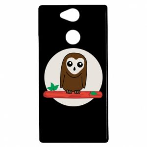 Sony Xperia XA2 Case Funny owl