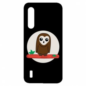 Xiaomi Mi9 Lite Case Funny owl