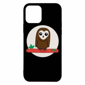iPhone 12/12 Pro Case Funny owl