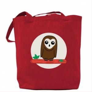 Bag Funny owl