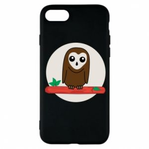 iPhone 8 Case Funny owl