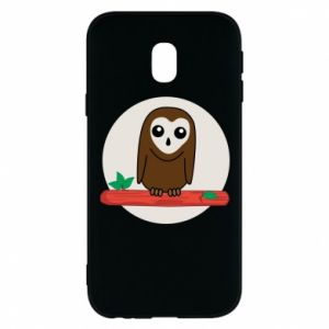 Phone case for Samsung J3 2017 Funny owl
