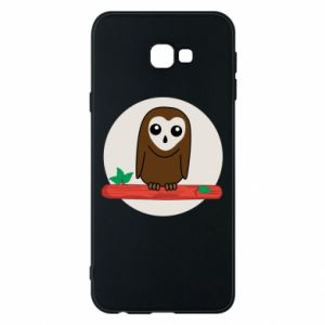 Phone case for Samsung J4 Plus 2018 Funny owl