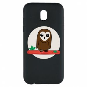 Phone case for Samsung J5 2017 Funny owl