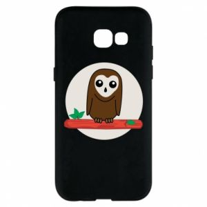 Phone case for Samsung A5 2017 Funny owl