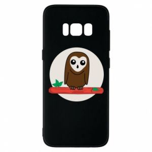 Phone case for Samsung S8 Funny owl