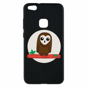 Phone case for Huawei P10 Lite Funny owl