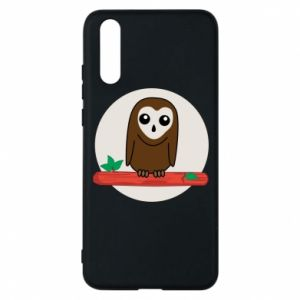 Phone case for Huawei P20 Funny owl