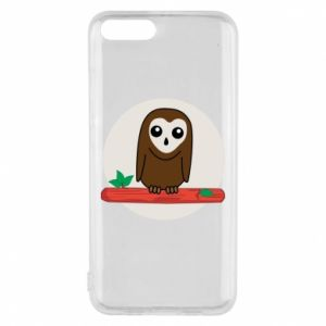 Phone case for Xiaomi Mi6 Funny owl