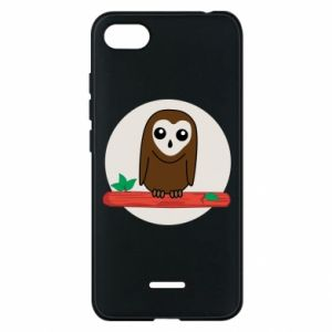 Phone case for Xiaomi Redmi 6A Funny owl