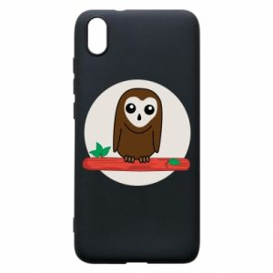 Phone case for Xiaomi Redmi 7A Funny owl