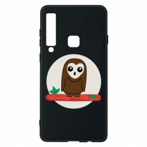 Phone case for Samsung A9 2018 Funny owl