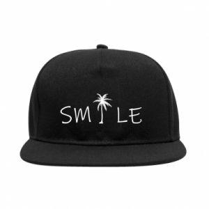Snapback Smile inscription