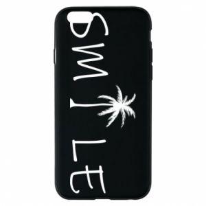 Etui na iPhone 6/6S Smile inscription