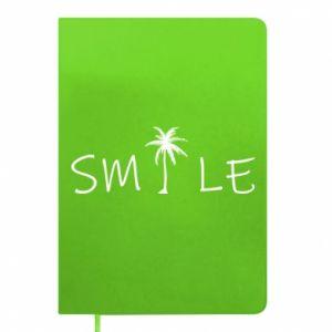 Notes Smile inscription