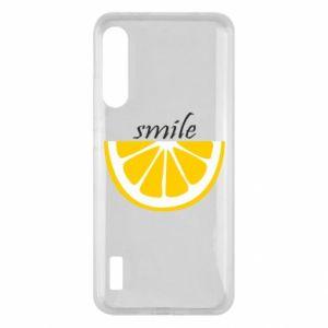 Etui na Xiaomi Mi A3 Smile lemon