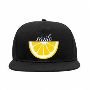 Snapback Smile lemon