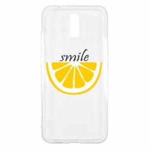 Etui na Nokia 2.3 Smile lemon