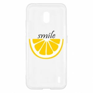 Etui na Nokia 2.2 Smile lemon