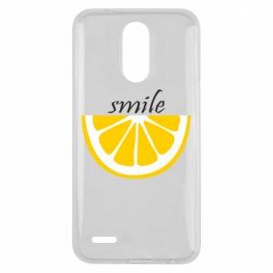 Etui na Lg K10 2017 Smile lemon