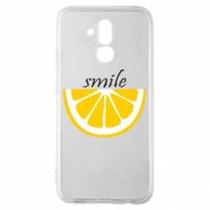 Etui na Huawei Mate 20 Lite Smile lemon