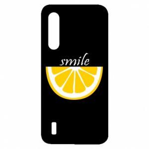 Etui na Xiaomi Mi9 Lite Smile lemon