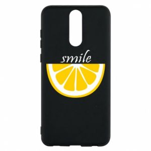 Etui na Huawei Mate 10 Lite Smile lemon