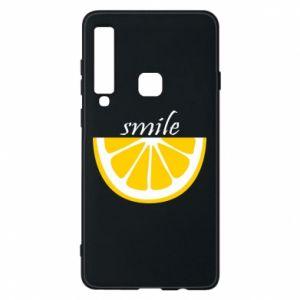 Etui na Samsung A9 2018 Smile lemon