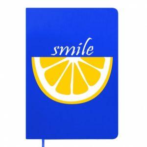 Notes Smile lemon