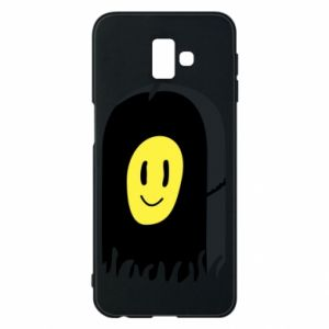 Phone case for Samsung J6 Plus 2018 Smile