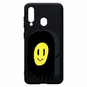 Phone case for Samsung A60 Smile